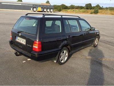 brugt VW Golf III 1,8 GL Variant