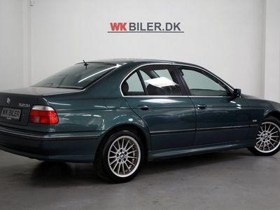 brugt BMW 523 i