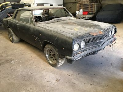brugt Chevrolet Chevelle Malibu SS Coupe 1965