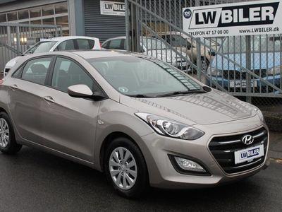 brugt Hyundai i30 1,6 CRDi 110 Life+