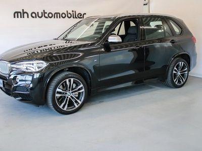 brugt BMW X5 3,0 M50d xDrive aut. 7prs