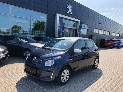 brugt Citroën C1 1,0 e-Vti Feel 68HK 5d