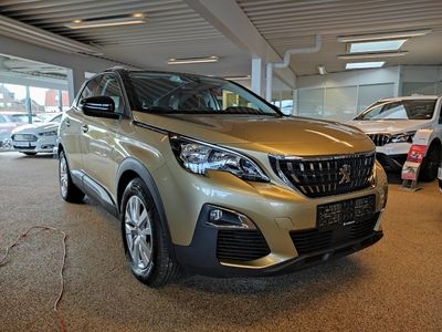 brugt Peugeot 3008 1,6 BlueHDi Active 120HK 5d