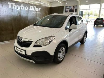 brugt Opel Mokka 1,6 Limited Start/Stop 115HK 5d