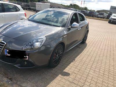 brugt Alfa Romeo Giulietta 1.7 235 HK Quadrifoglio Verde