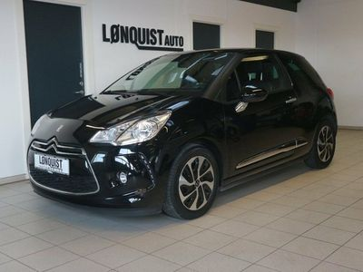 usata DS Automobiles DS3 1,6 BlueHDi 100 Style