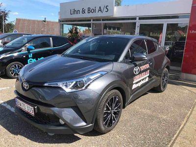 brugt Toyota C-HR 1,8 B/EL C-LUB Multidrive S 122HK 5d Aut.