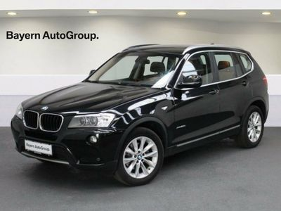 usata BMW X3 2,0 xDrive20d aut.