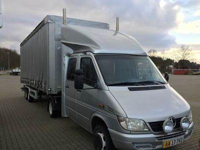 brugt Mercedes Sprinter 416 3,0 5 cylindret