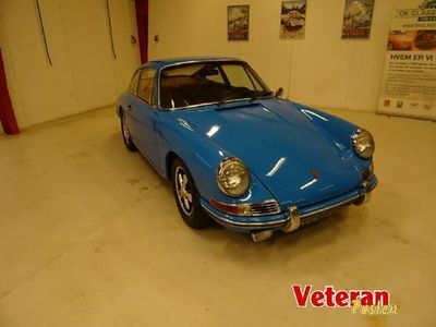 brugt Porsche 911 T
