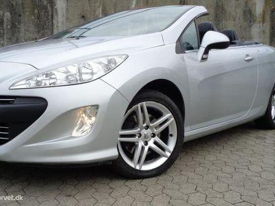 brugt Peugeot 308 CC 1,6 Sport 150HK Cabr. 6g