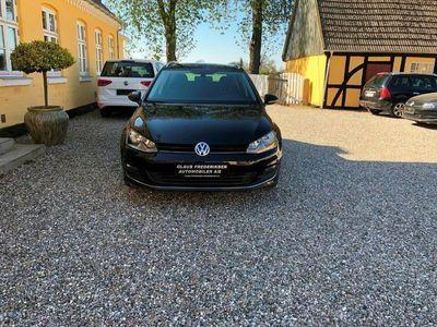 brugt VW Golf VII 2,0 TDi 150 Highl. Variant DSG BMT