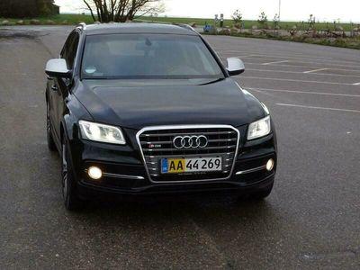 brugt Audi Q5 VAN 3,0 TDI QUATTRO AUT.
