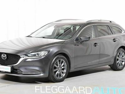brugt Mazda 6 2,2 Skyactiv-D Premium 150HK 6g Aut.