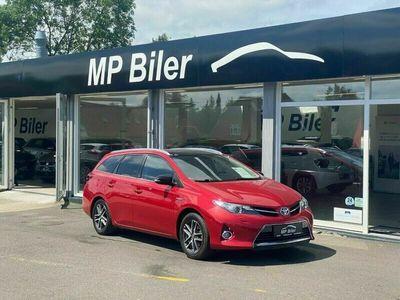 brugt Toyota Auris Hybrid 1,8 Hybrid Premium Comfort CVT