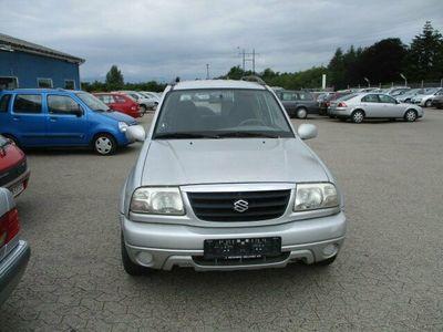brugt Suzuki Grand Vitara 2,5 V6