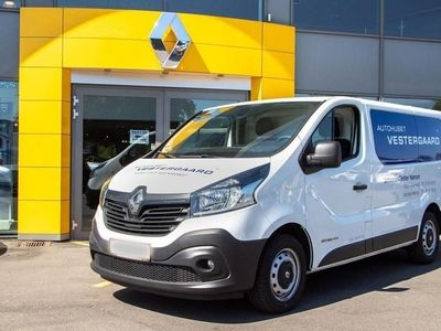 brugt Renault Trafic T29 L1H1 1,6 DCI start/stop 120HK Van 6g