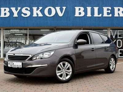 używany Peugeot 308 1,6 BlueHDi 120 Active SW