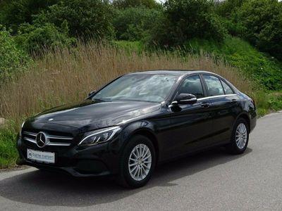 używany Mercedes C200 2,0 Business aut.