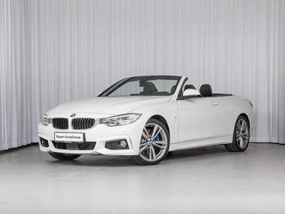 brugt BMW 435 i Cabriolet aut.