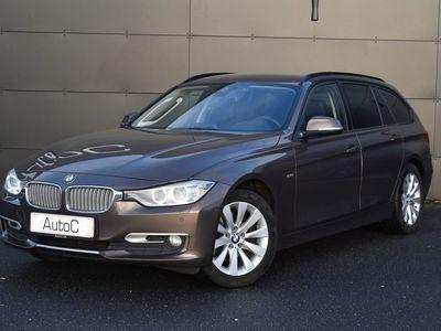 brugt BMW 320 d 2,0 Touring Luxury Line aut.