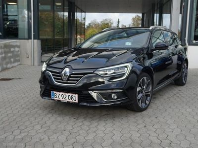 used Renault Mégane Sport Tourer 1,2 TCE Bose 130HK Stc 6g