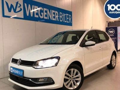 brugt VW Polo TSi 90 Comfortline BMT