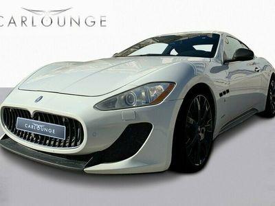 brugt Maserati Granturismo GranTurismo4.2 i V8 32V - 405 hk 4.2 i V8 32V - 405 hk