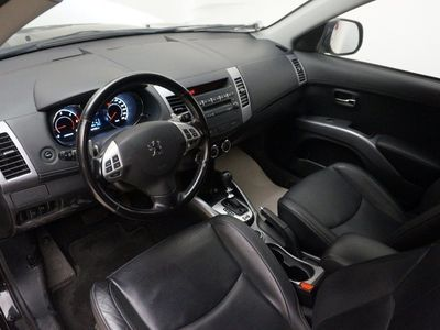 brugt Peugeot 4007 2,2 HDi 156 Griffe DSC Van