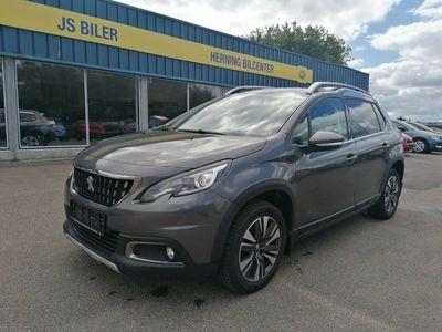 brugt Peugeot 2008 1,6 BlueHDi 100 Allure