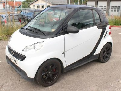 brugt Smart ForTwo Coupé 1,0 Pure 61 MHD