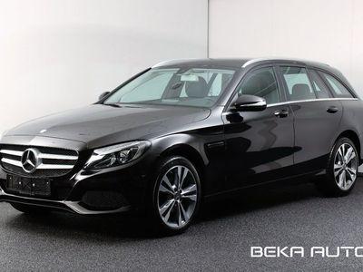 brugt Mercedes C200 2,0 Avantgarde stc.