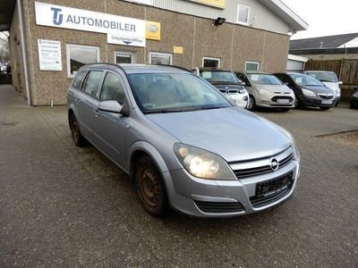 brugt Opel Astra Classic 1,6 stc.