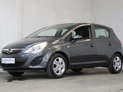 used Opel Corsa 1,2 16V Essentia aut.