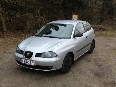brugt Seat Ibiza 1,4 16V Reference 75HK 3d