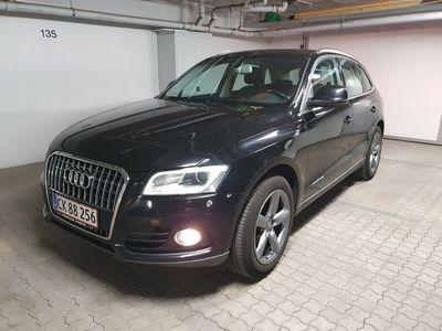 brugt Audi Q5 2.0 TDI HS 143 HK