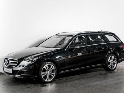 brugt Mercedes E350 0 BlueTEC Edition E stc aut. 4-M