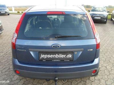 brugt Ford Fiesta 1,4 TDCi Ambiente 68HK 5d