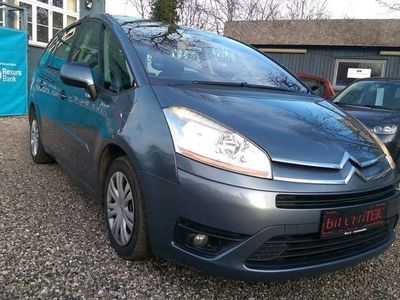 brugt Citroën C4 Picasso 1,6 HDi 110 VTR E6G
