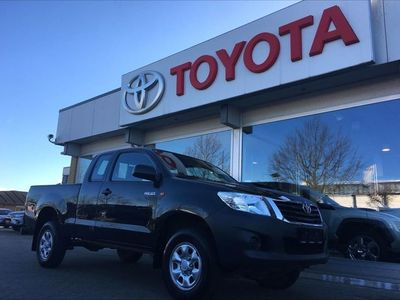 used Toyota HiLux Extra Cab 2,5 D-4D T2 4x4 144HK Pick-Up