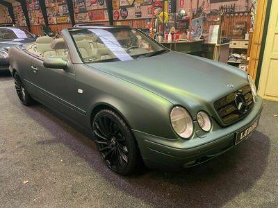 brugt Mercedes CLK320 CL Klasse3,2 Elegance aut