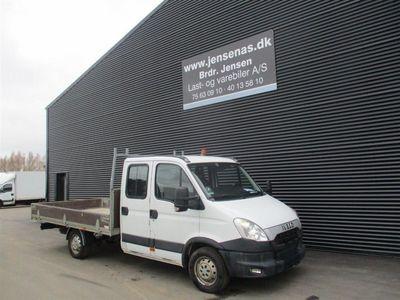 brugt Iveco Daily 2,3 D Ladbil 35S15/2,3 D, 6-g 145HK DobKab 2013