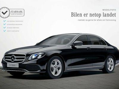 brugt Mercedes E250 0 Avantgarde aut.