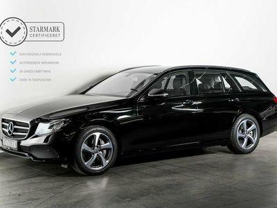 käytetty Mercedes E350 3,0 Avantgarde stc. aut.