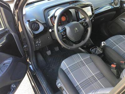 brugt Peugeot 108 1,0 e-Vti Black Edition 69HK 5d