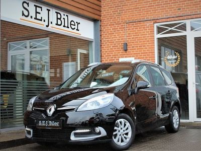 brugt Renault Grand Scénic III 1,6 dCi Expression 7prs 130HK 5d