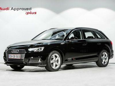 brugt Audi A4 35 TDi Sport Avant S-tr.