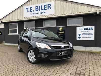 brugt Ford Focus 1,6 TDCI Econetic 90HK Stc