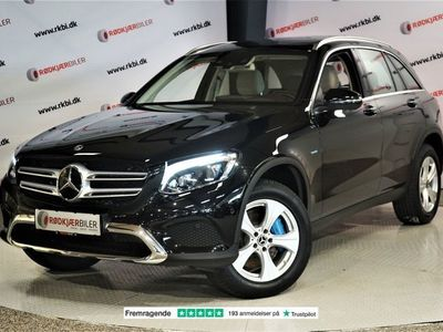 brugt Mercedes GLC350 e 2,0 aut. 4-M