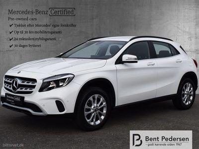 gebraucht Mercedes GLA200 2,1 CDI 136HK 5d 6g